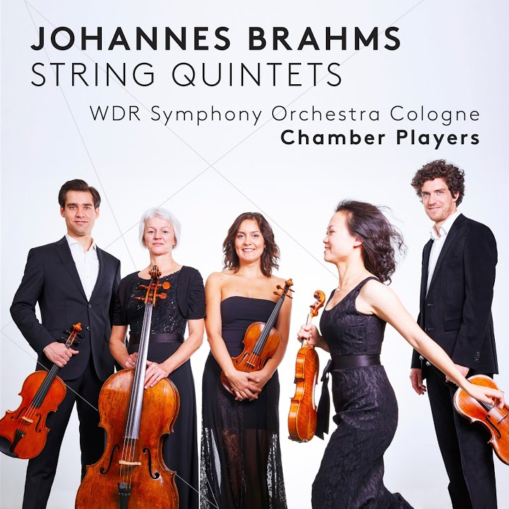 Brahms CD Cover Photo